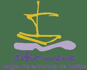 Het logo van Oekomene
