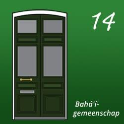 door-14 ● Bahá'í Gemeenschap