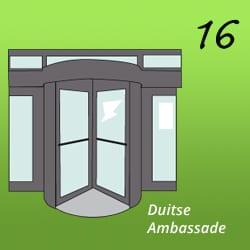 door-16 ● Duitse Ambassade