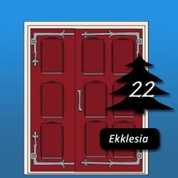 door-22 ● Ekklesia