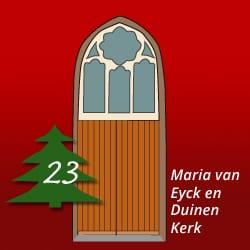 door-23 ● Maria van Eik en Duinen Kerk