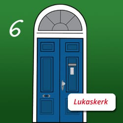 door-6 ● Lukaskerk